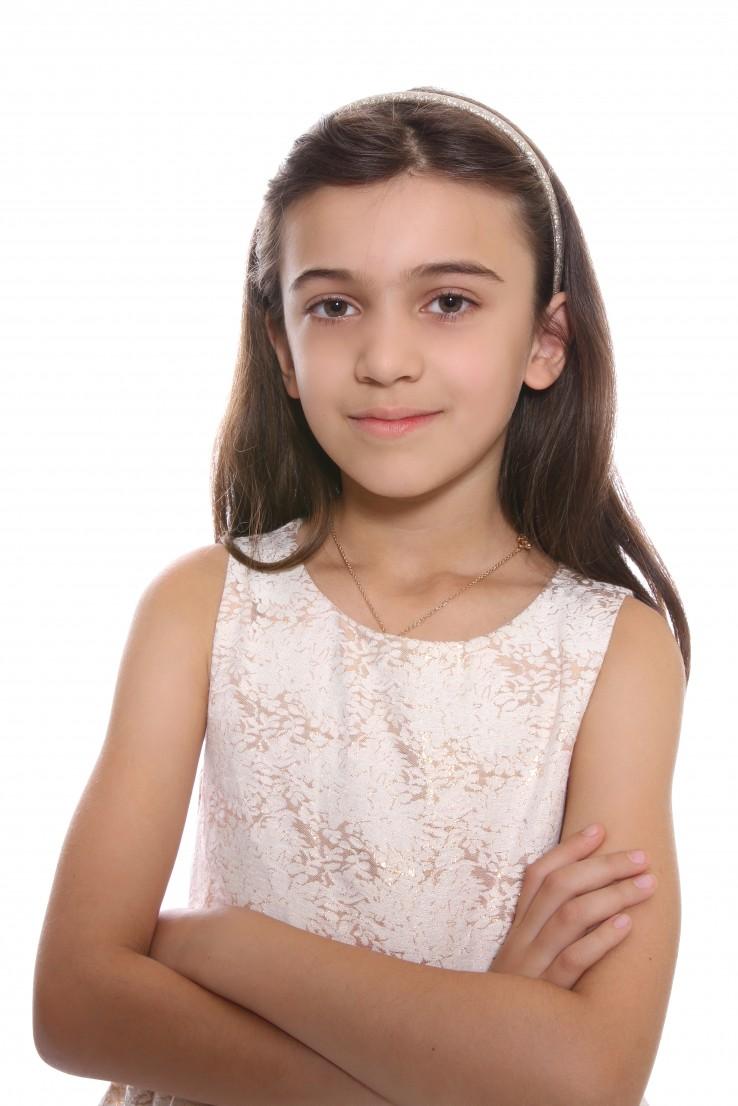 Chloe Werbung Model